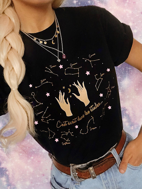 ASTROLOGIE - TEE-SHIRT