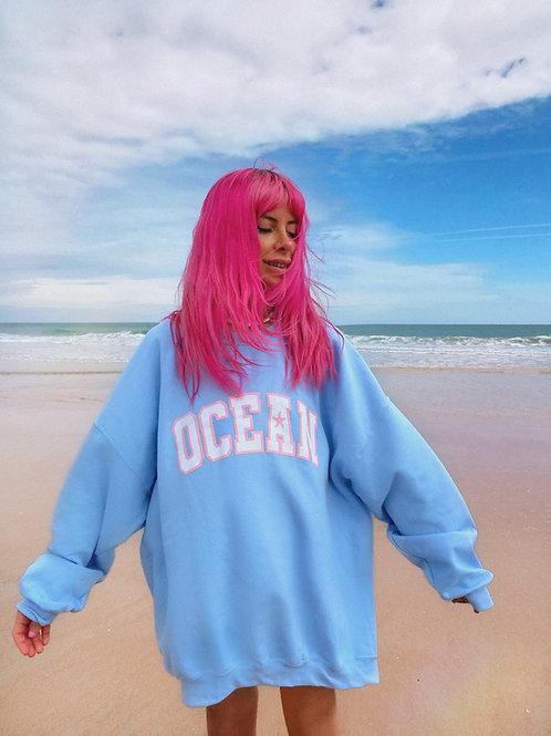 OCEAN ✩ CREWNECK