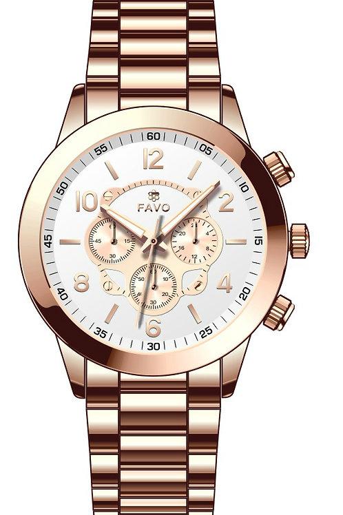 Bronze FAVO Watch
