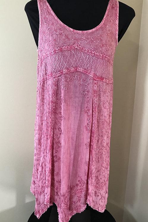 Pink Short Dress or Top