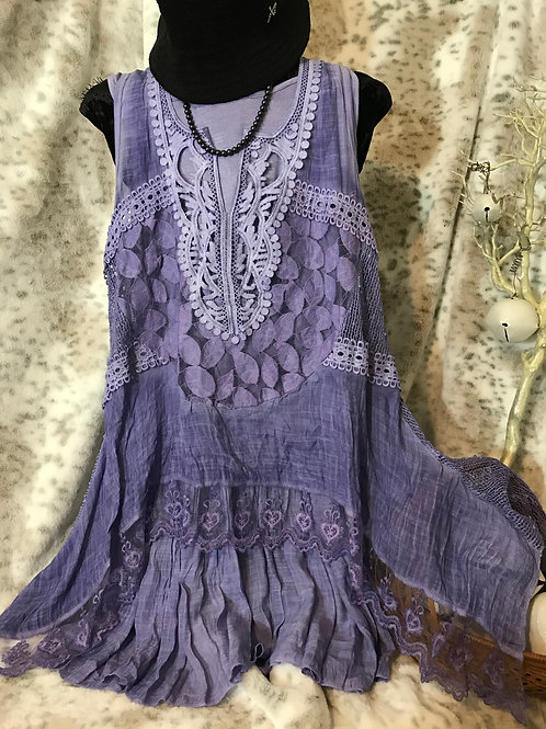 Two Piece Lace Top/Dress