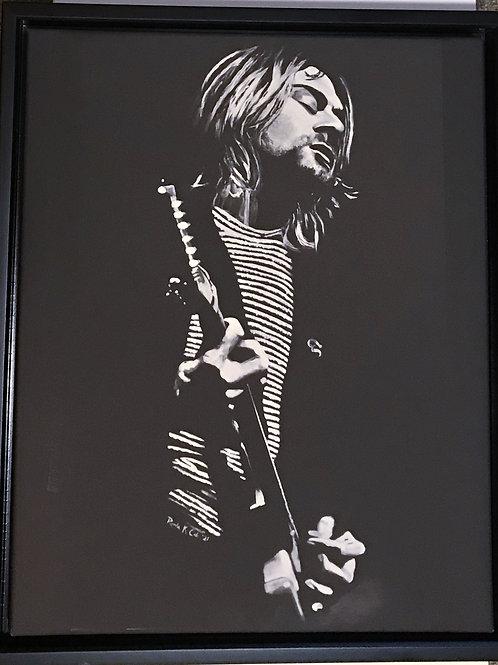 "Kurt Canvas Print 16""x20"""