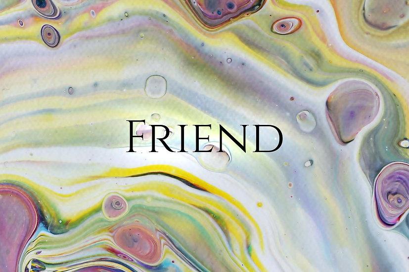 Friends Union Donor $5 - $70