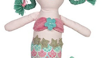 Maison Chic Mermaid Doll Large