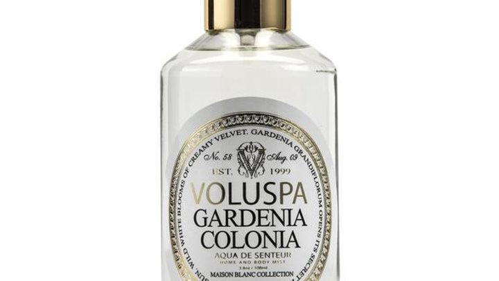 VOLUSPA - GARDENIA COLONIA, ROOM SPRAY