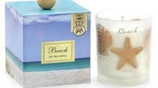 Michel Design Works Boxed Glass Candle