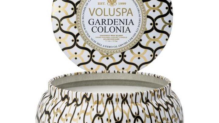 VOLUSPA - GARDENIA COLONIA, 2-WICK CANDLE