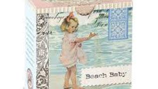 Michel Design Works Beach Baby Bar Soap