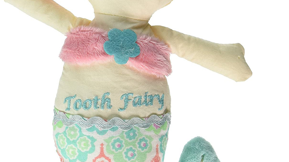 Maison Chic Mermaid Tooth Fairy Pillow