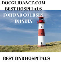 best hospitals for dnb