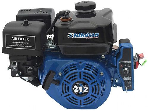 Electric Start 212cc Tillotson Hemi Engine