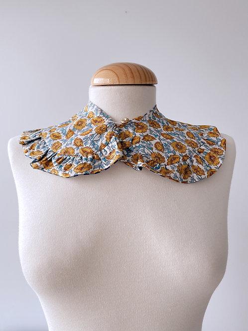 Cuello de flores