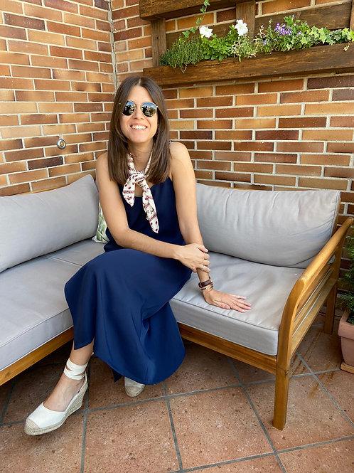 Vestido Irene - Azul