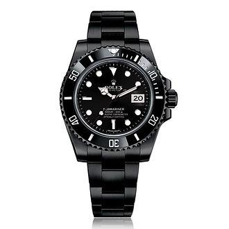 Rolex Submariner Blackout service cash g