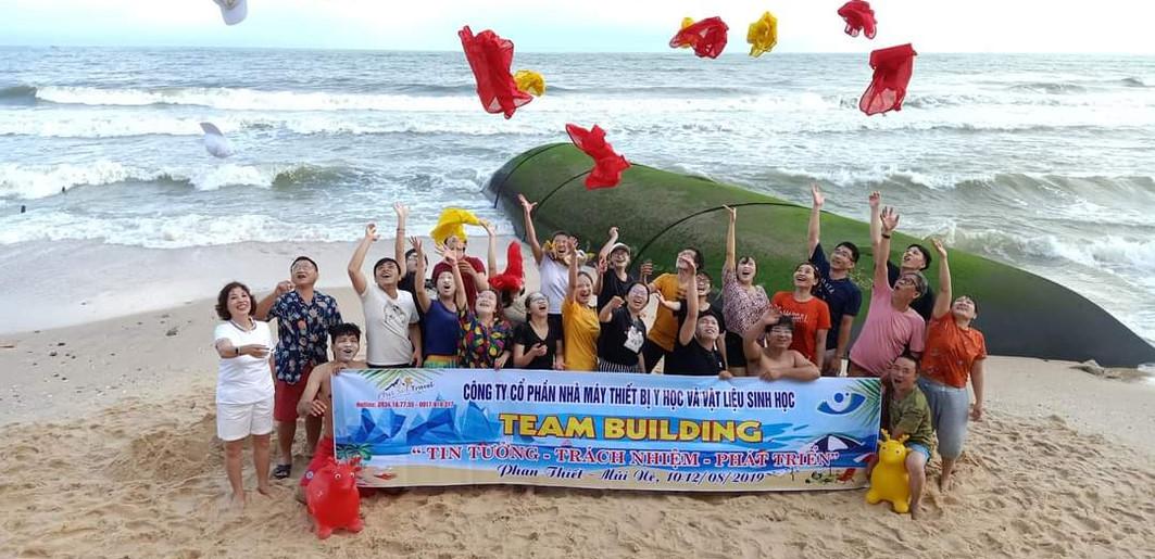 Du lịch Phan Thiết - Team Buidling (07/2019)