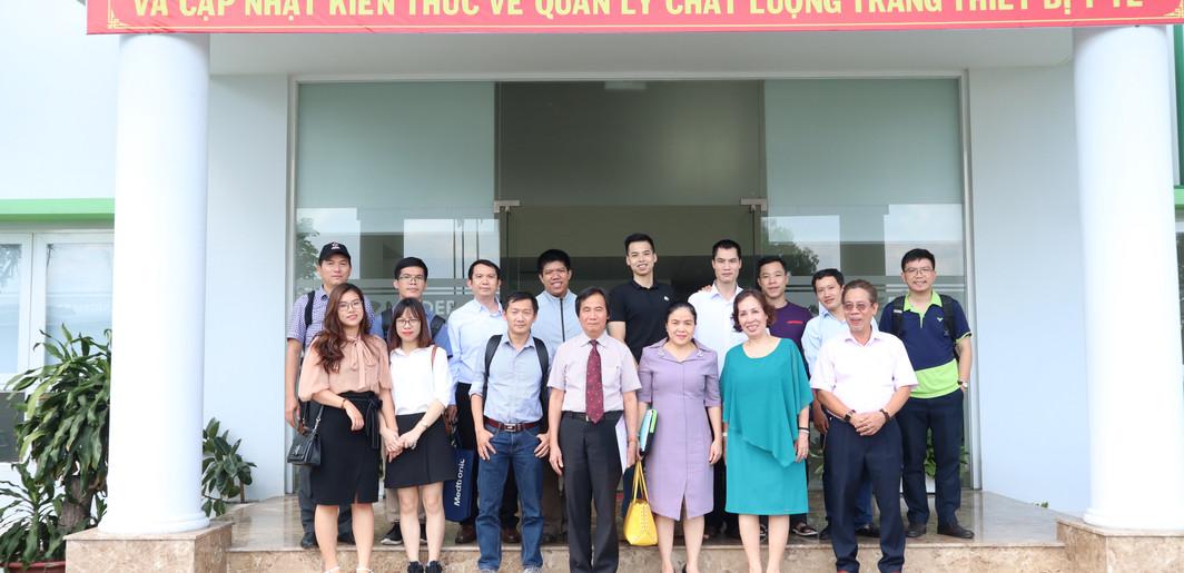 Hội nghị Tập huấn của Hội Thiết bị Y tế Việt Nam (07/2020)