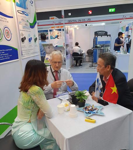 Triển lãm Thiết bị Y tế Medical Fair Asia tại Thái Lan (09/2019)