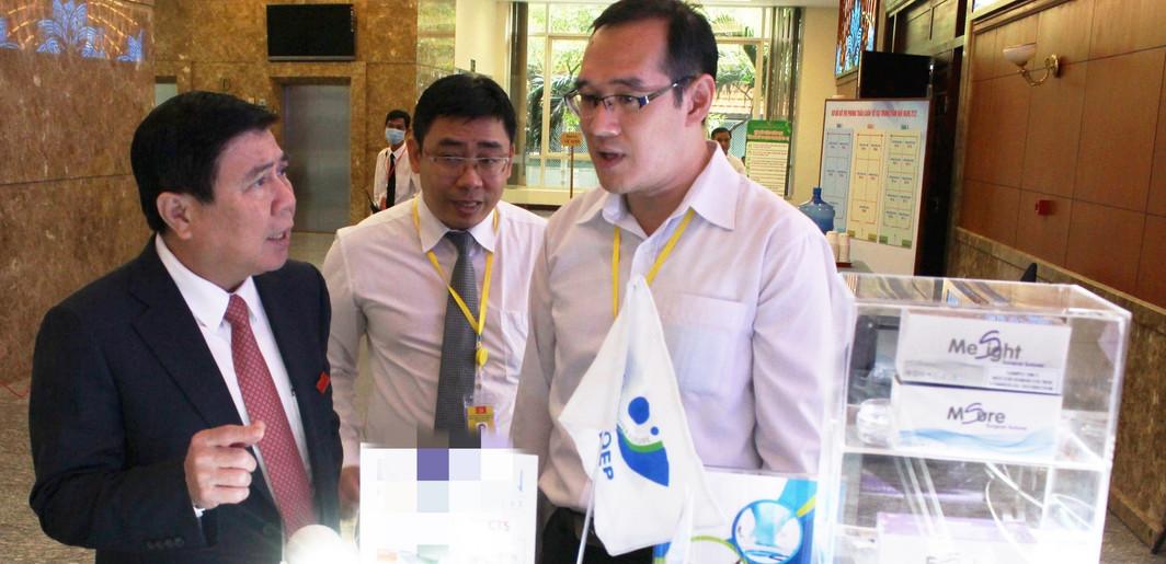 Triễn lãm Chào mừng Đại hội Đại biểu Đảng Bộ Thành phố Hồ Chí Minh lần thứ XI (10/2020)