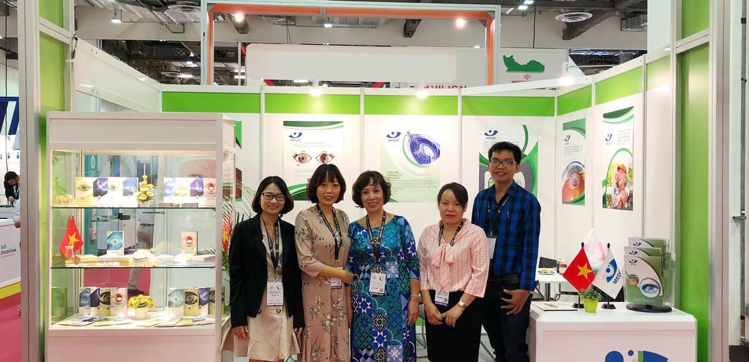 Triển lãm Thiết bị Y tế Medical Fair Asia tại Singapore (08/2018)