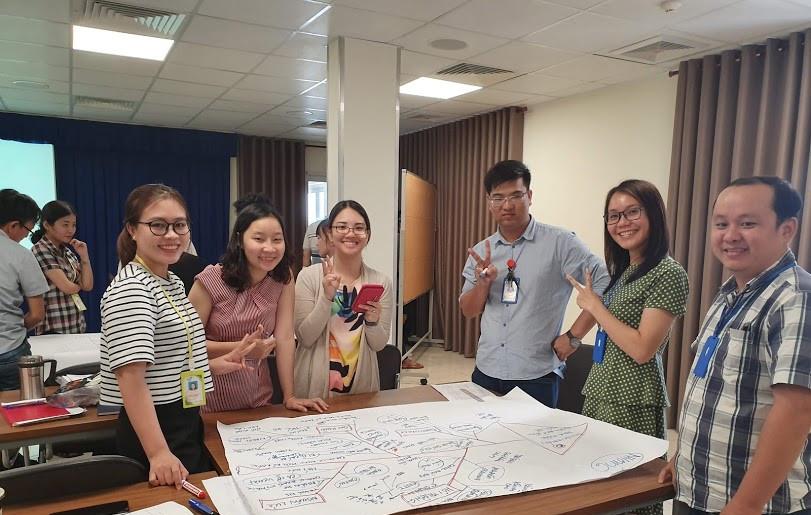 Đào tạo tập trung toàn Công ty (09/2019)