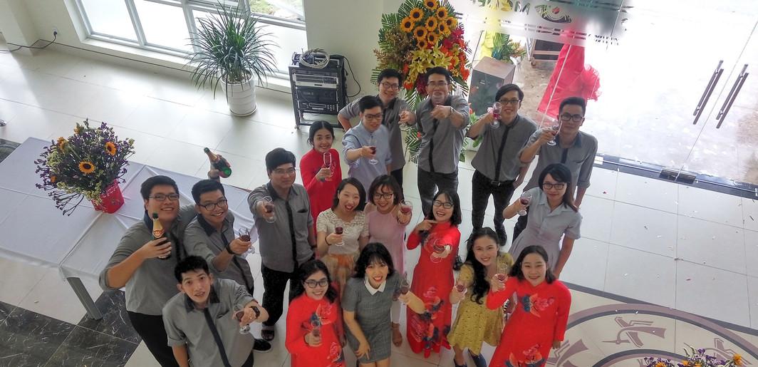 Lễ Nghiệm thu & Đưa công trình vào hoạt động chính thức (12/2018)