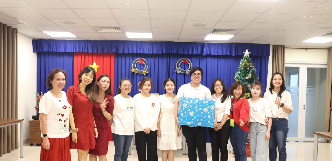 Tiệc Giáng sinh MEDEP (12/2020)