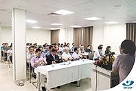 """Chương trình tập huấn: """"Nâng cao kiến thức Khoa học Công nghệ và cập nhật kiến thức về quản lý chất lượng Trang Thiết bị y tế"""""""