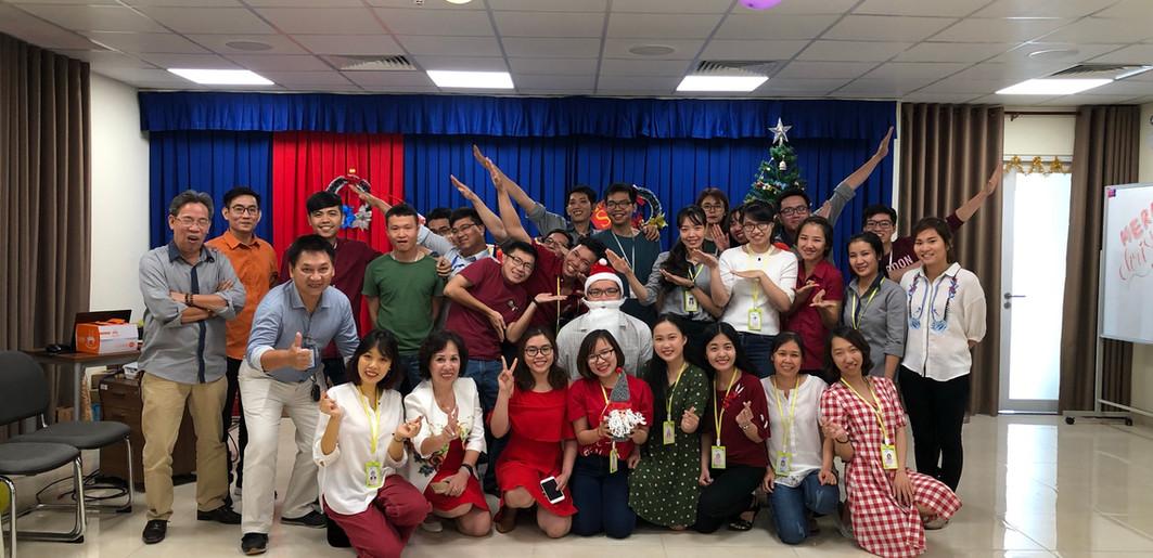 Tiệc Giáng sinh MEDEP (12/2018)