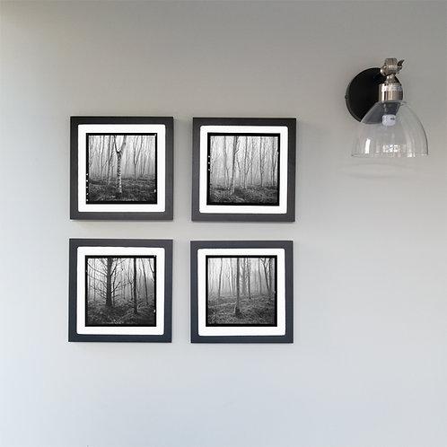 """Set of 4 A5 Westraw Prints"" - on Fotospeed Platinum Baryta 300g Signature paper"