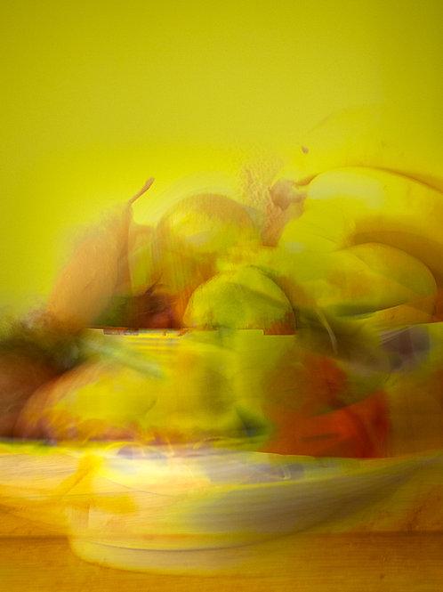 'La Fruttiera' - on Fotospeed Cotton Etching 305g Signature paper