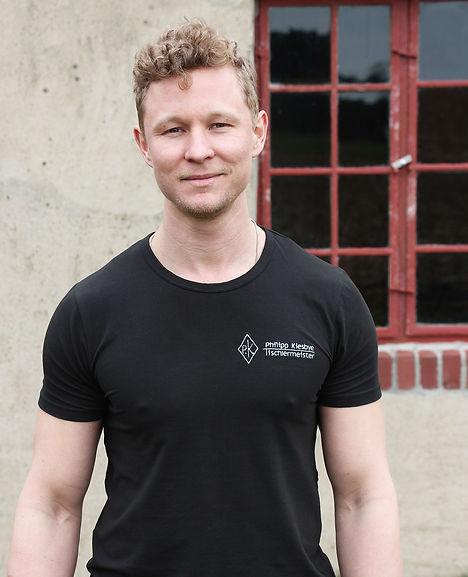 Tischler Damme Philipp Kiesbye