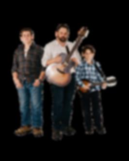 The Janzen Boys folk country trio
