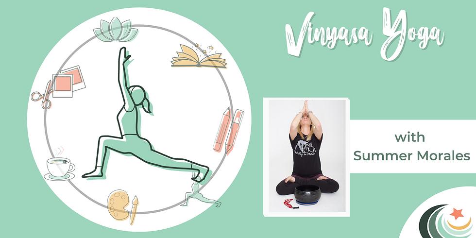 Vinyasa Yoga with Summer