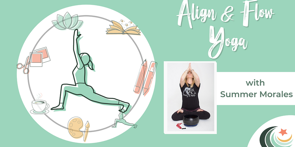 Align + Flow Yoga with Summer