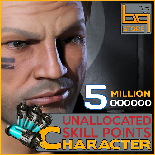 5-80 million unassigned SP character