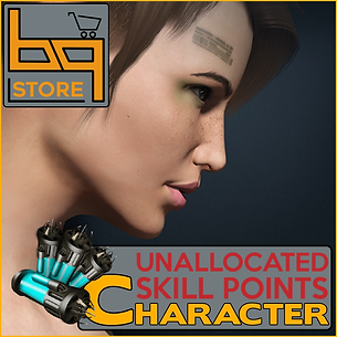 BQ store - create own character. EVE Online free SP character