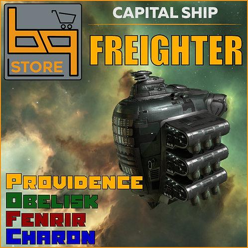 Freighter, digital item consultation