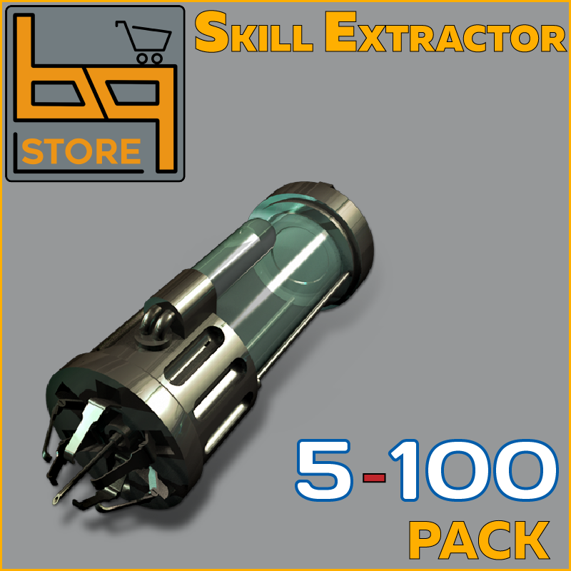 Buy EVE Skill Extractor fast, safe and reliable | BQ store