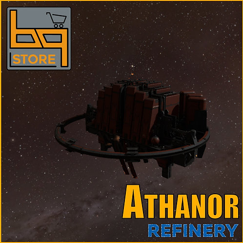 Refinery: Athanor and Tatara