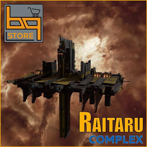 Complex: Raitaru, Azbel and Sotiyo