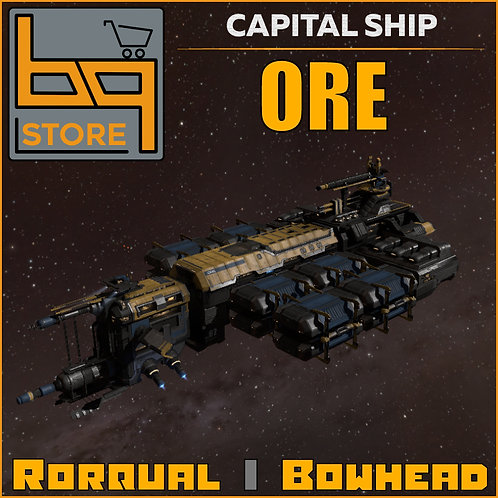 ORE Ships, digital item consultation