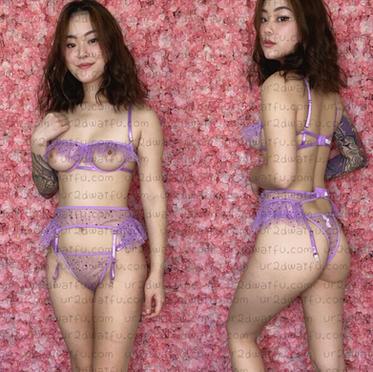 Purple Fairy Set