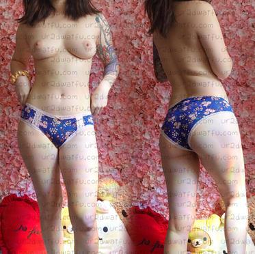 Cherry Blossom Panties