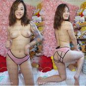 Pink Cutout Panties