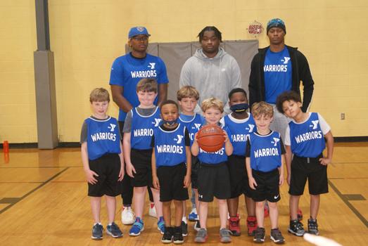 Youth Basketball - 2021