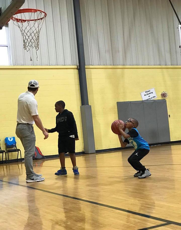 Youth Basketball League