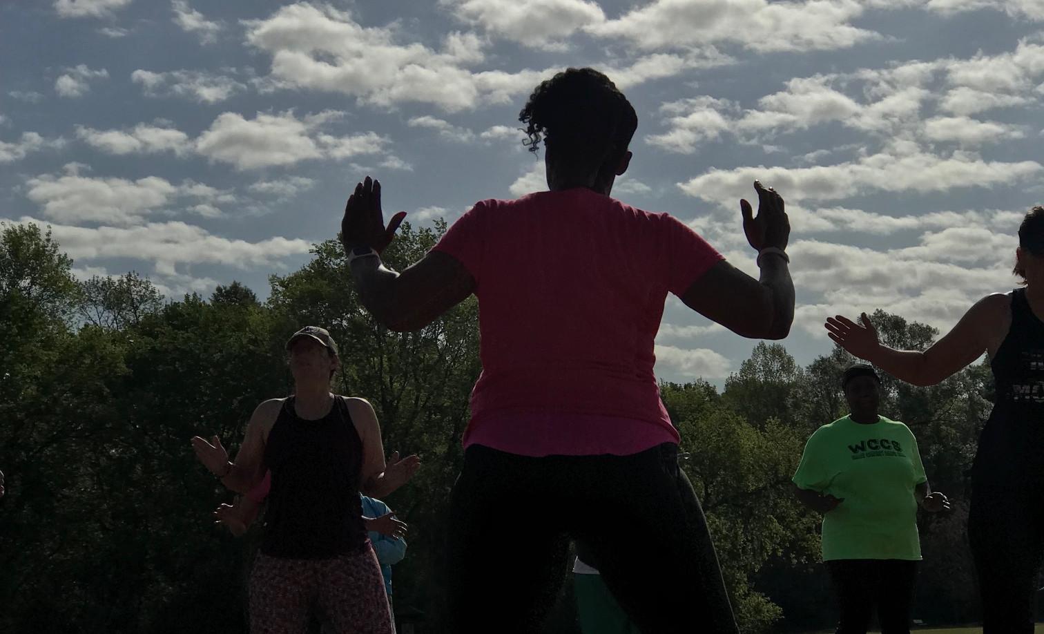 PopUp Workout Class - Bloch Park