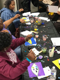 Painting w/a Twist: Health & Wellness Expo
