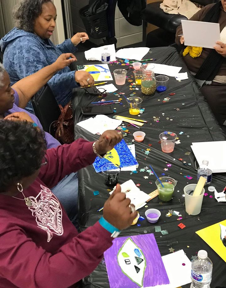 Painting w/a Twist: Health & Wellness Expo - 2020