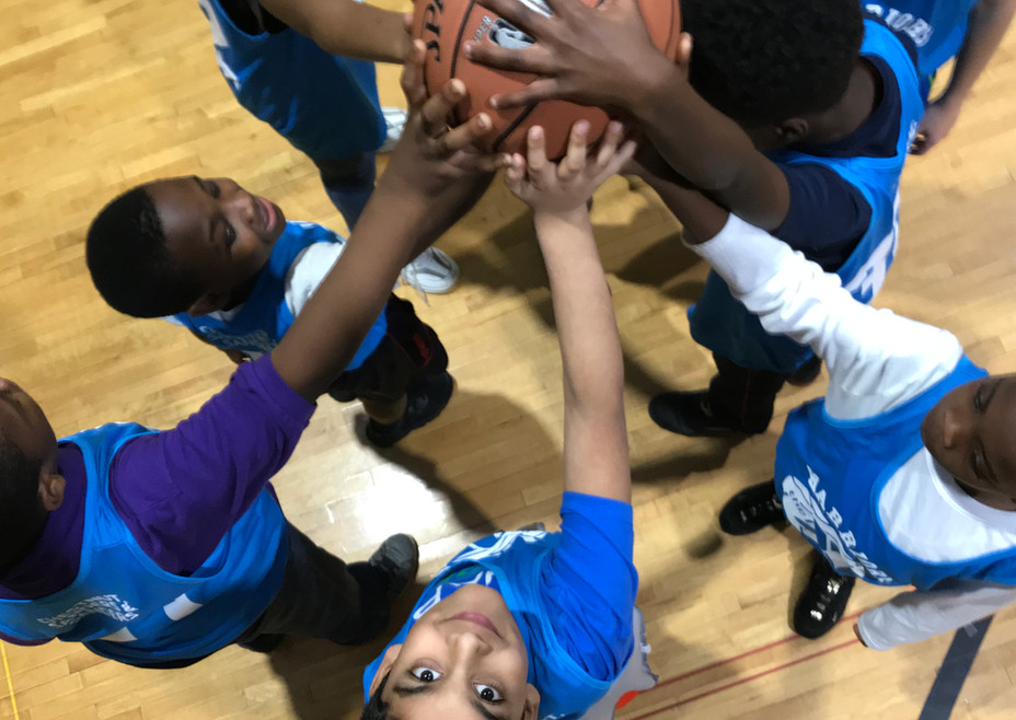 Youth Basketball - 2018